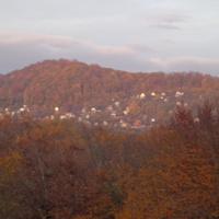 вид на село Голицыно