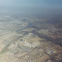 Улан-Батор. Вид с самолёта.