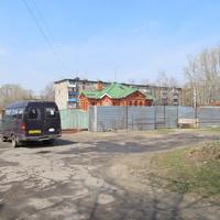 Сергия Радонежского храм. Первомайская улица, 29.