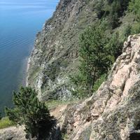 Байкал у Листвянки.