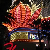Ночной Лас-Вегас. Ноябрь 2009.