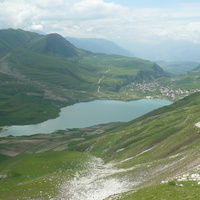 Озеро Мочох