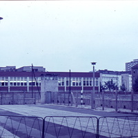 Берлинская стена. 1967 год