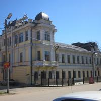 """Дом Селивановых. Гостиница """"Селиванов""""."""