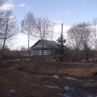 деревня Матвеевское Кесовогорский район мой дом №7