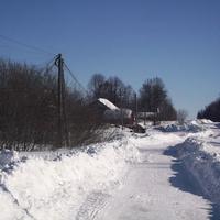 деревня Матвеевское Кесовогорский район