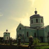 Церква св. Петра і Павла, с.Чернилява.