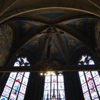 Прага, витражи в соборе св. Вита