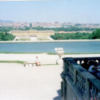 Вена Дворец Шенбрун