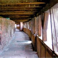 Вормс, на крепостной стене