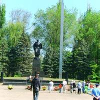 Карловская площадь. 9 Мая. 2013.