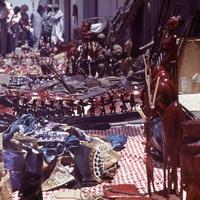 Дакар, souvenir market