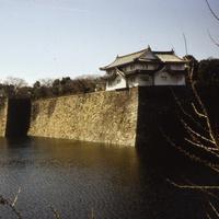 Осака, castle
