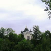 Панорама села Градівки
