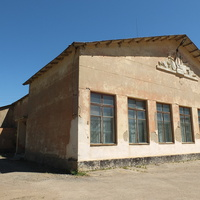 дворец культуры (на май 2013 года -не действующий)