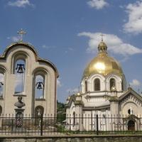 Славське. Церква Успення Пресвятої Богородиці (1901).