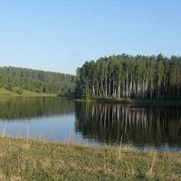 Озеро в Титовке