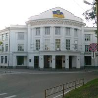 м. Біла Церква, Білоцерківський Національний Аграрний Університет.