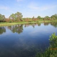 река сейм в Асмолово