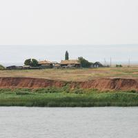 Чкаловское на берегу залива