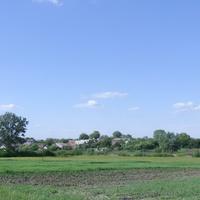 панорама с. Артищів