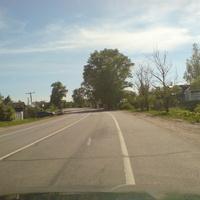 Старая дорога м8 в тириброво