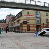ЖД станция