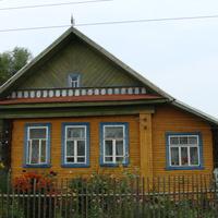 Домик в деревне Пищулино