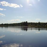река Тьмака в д.Доборщино