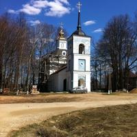 Матвейково, храм