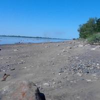 31 мая 13г. г.Онега, река Онега. Отлив