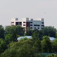 Малино, недостроенная больница