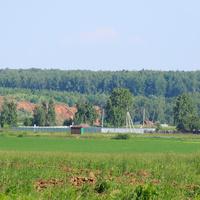 Деревня Карпово