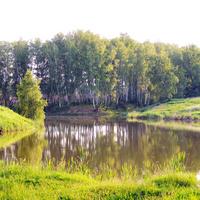 Ламоново, пруд