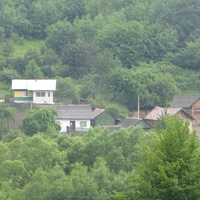 Вид от церкви