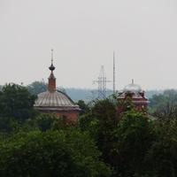 Церковь Николая Чудотворца в Ачкасово