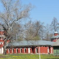 Корпуса конного двора XVIII