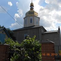 Храм св.Миколая в с.Гнідин