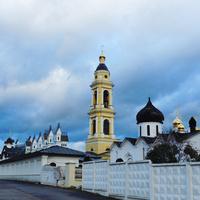 Храмовый комплекс села Михайловская Слобода