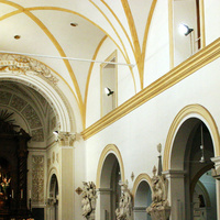 В церкви при монастыре Капуцинов (итал. Convento dei Cappuccini)
