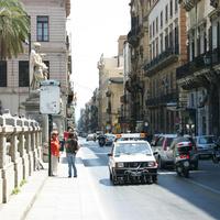 Улица у кафедрального собора