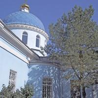 Свято-Покровский храм села Дачное один из самых древних в районе