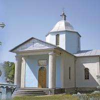 Храм Успения Пресвятой Богородицы в селе Мирное