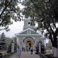 Церковь в честь праздника Вознесения Господнего в Нерубайском освящена в 1816 году