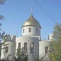 Свято-Николаевская церковь в Секретаревке.