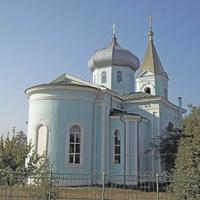 Петро-Павловская церковь построена в 1846 году в Васильевке