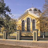 Церковь, освященная в честь Святого Олександра Невского, село Ясски