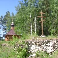 Церковь д.Чайки