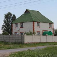 Нижний Ольшанец. Ул. Прибрежная.