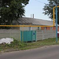 Нижний Ольшанец. Ул. Придорожная.